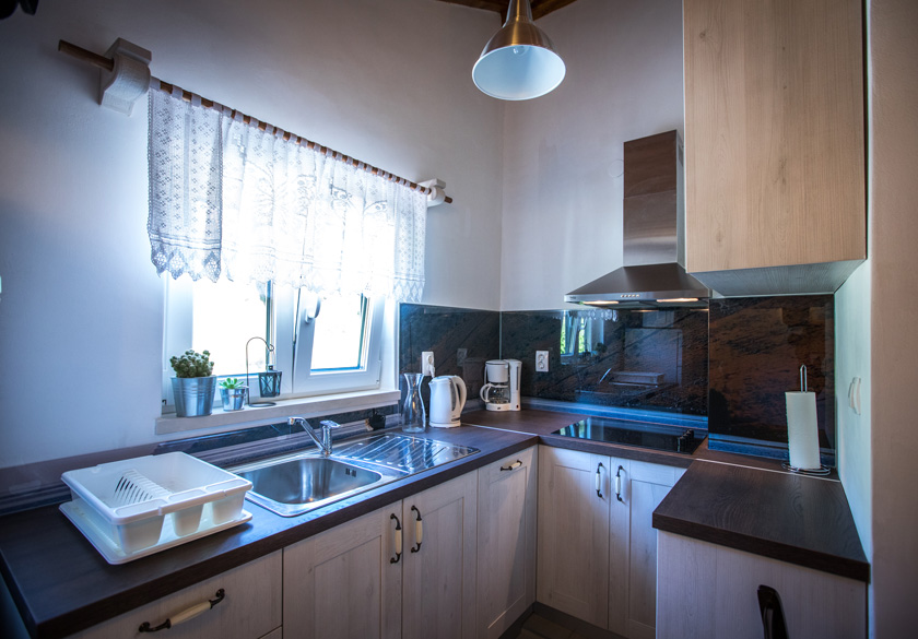 Apartman Marijan Slano kuhinja